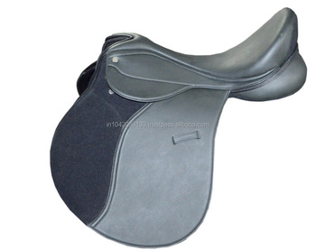 Changeable gullet horse saddle