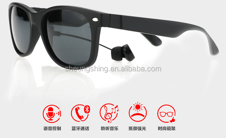 2016 version stylish x sport sunglasses bluetooth custom sport sunglasses