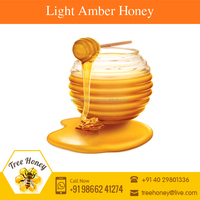 Hot Selling Extra Light Amber Honey from Best Brand