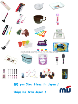 100 yen shop items /one dollar shop shipping from Japan