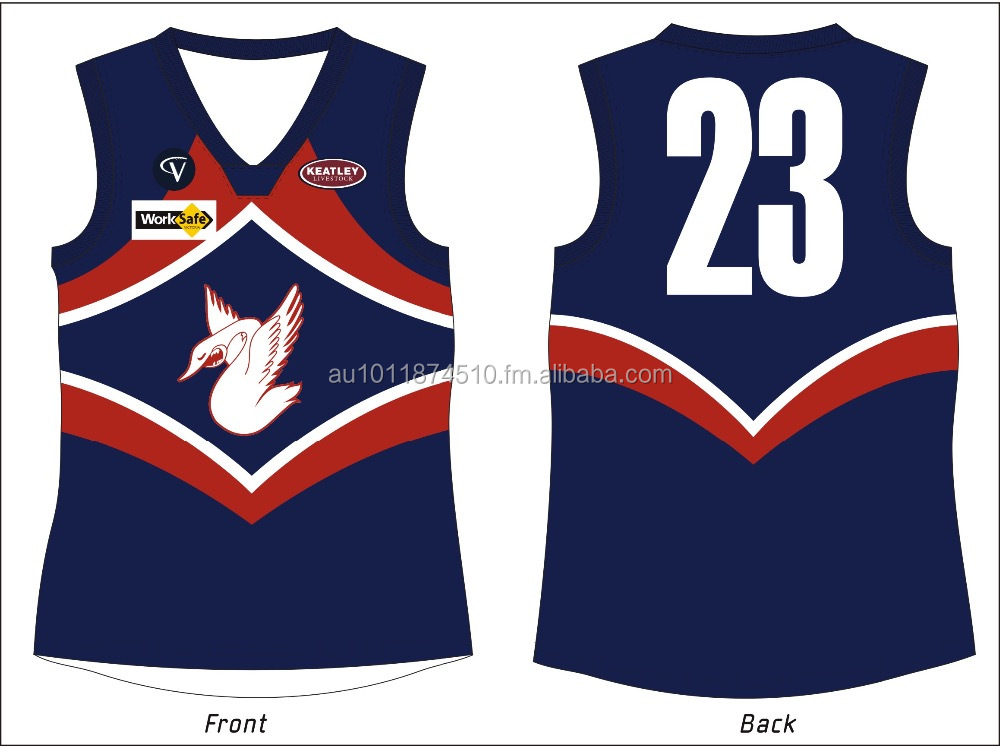 Footy Jumper