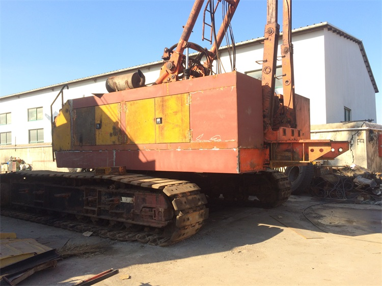 Good Condition Hydraulic IHI Used Pile Driver IPD-100 For Sale