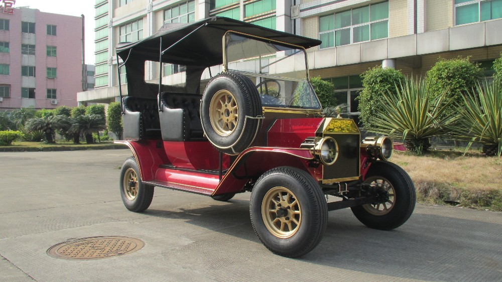 New style Tourist model T car manufacturer in china