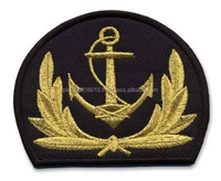 custom embriodery badges polic/military/navy
