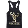 Customised low cut Tank top. men singlet, y back custom Print stringer, racerback singlet