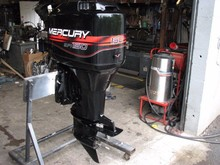 Used Mercury 150 HP Outboard Motor Engine