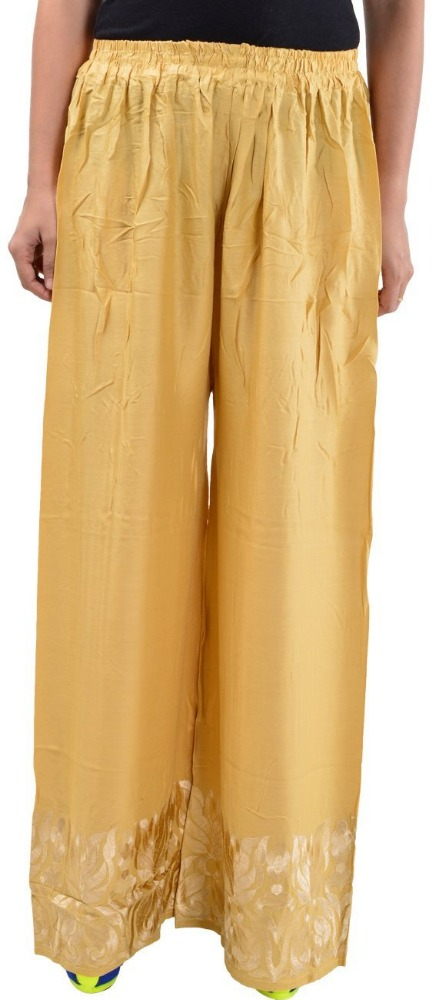 Ladies Wide Palazzo Fashionable Pant
