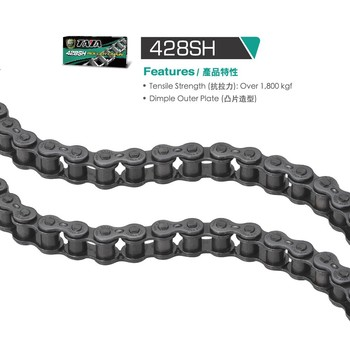 Taya Chain Motorcycle chain(428SH)Tensile strength with good price