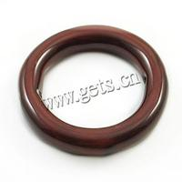 Glazed Porcelain Beads deep coffee color 42mm Hole:Approx 2mm Sold By PC