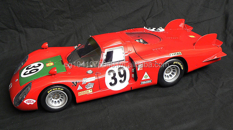 Fine Handbuilt High Detail Diecast Model