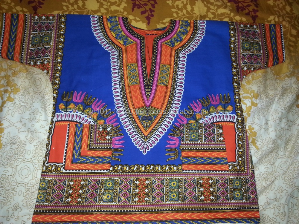 African Dashiki For Unisex All Age Group