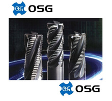 High Quality and Many kinds of Helical End Mills for OSG for Mold for motorcars , also various size and my account available