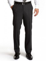 Classic custom made formal cotton mens dress pants, men cotton trousers