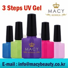 LED nail gel polish 600 pupular colors