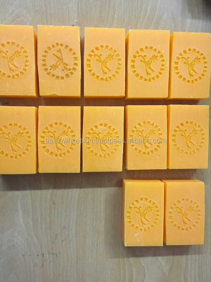 OEM Papaya whitening soap