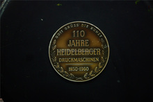 Heidelberg KSB Gold-Foiling machine