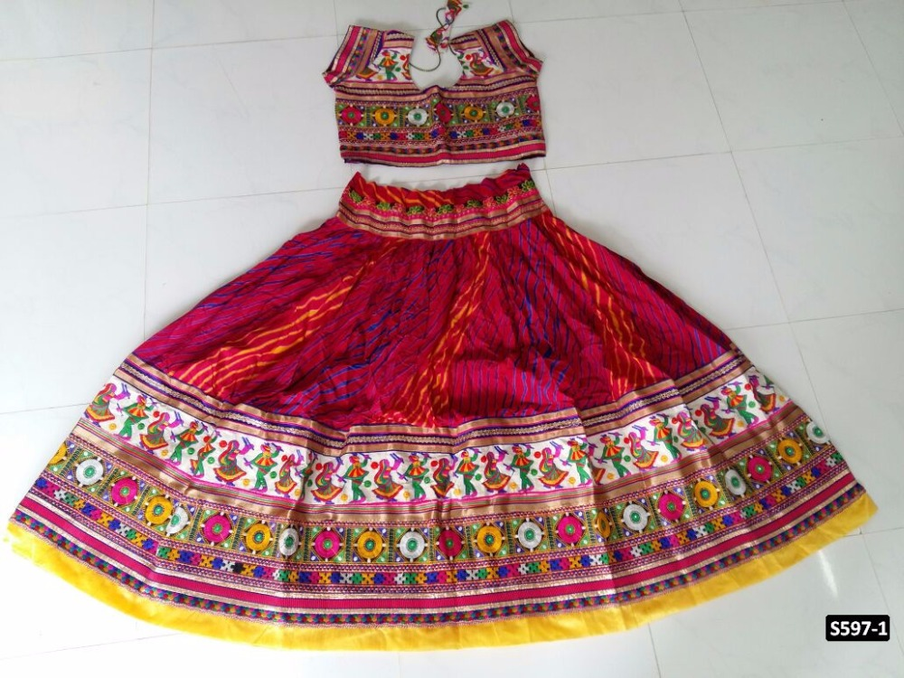 Amazing Navratri Special Ghagghra In Cotton Fabric