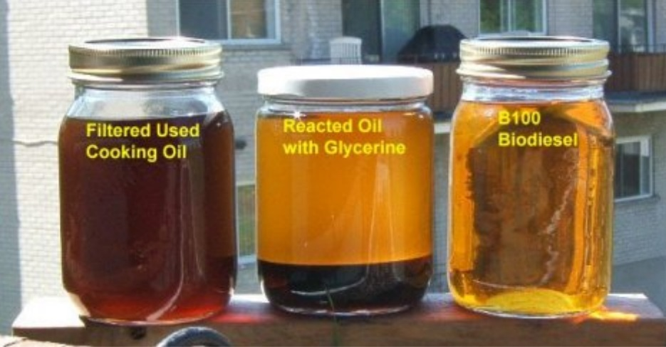 Certified Used Cooking Oil and Vegetable Oil