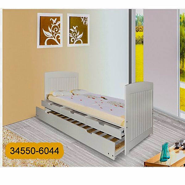 34550-6041 Wooden Children bunk Bed