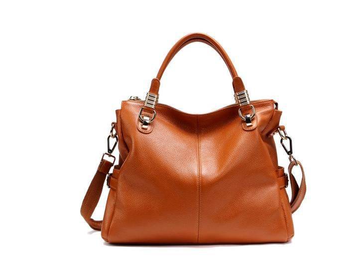 Brand New Genuine Leather Ladies Handbag