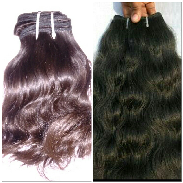 hot product 5A grade natural human hair extension.Temple remy human hair weaving from indiatemple hair
