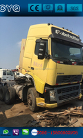 Used VOLVO FH12 Truck head for sale volvo FM9/FM12 tractor machinery for sale (whatsapp: 0086-15800802908)