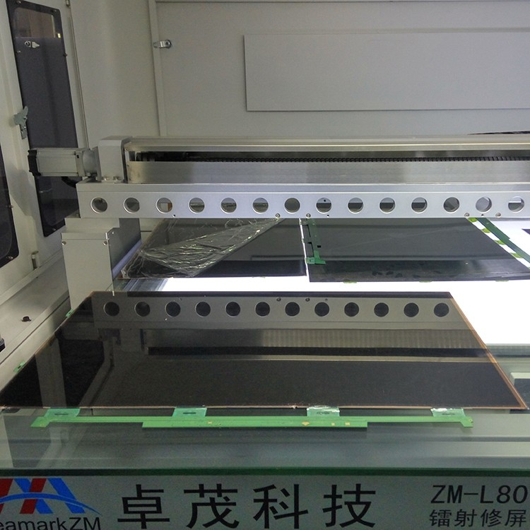 led tv screen repair laser zm-l80 lcd repair machine laser service