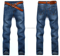 100%cotton mens denim jeans