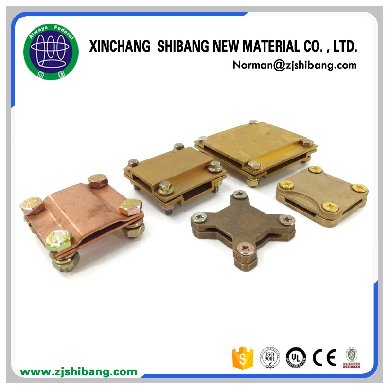 Copper Cross Connect : Equal copper cross fitting with high quality buy