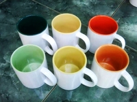 Ceramic Mugs for Promotion with Customized Logo