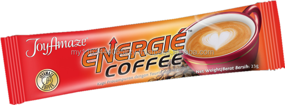 instant coffee energy booster