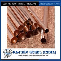 Polished Copper Pipes : Copper Pipes : Copper Tubes in All Size