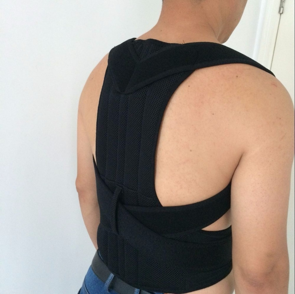 Adjustable medical Posture Back Corrector