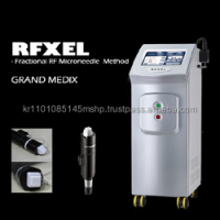 Professional RF for skin - RFXEL - RF with Fractional micro needle