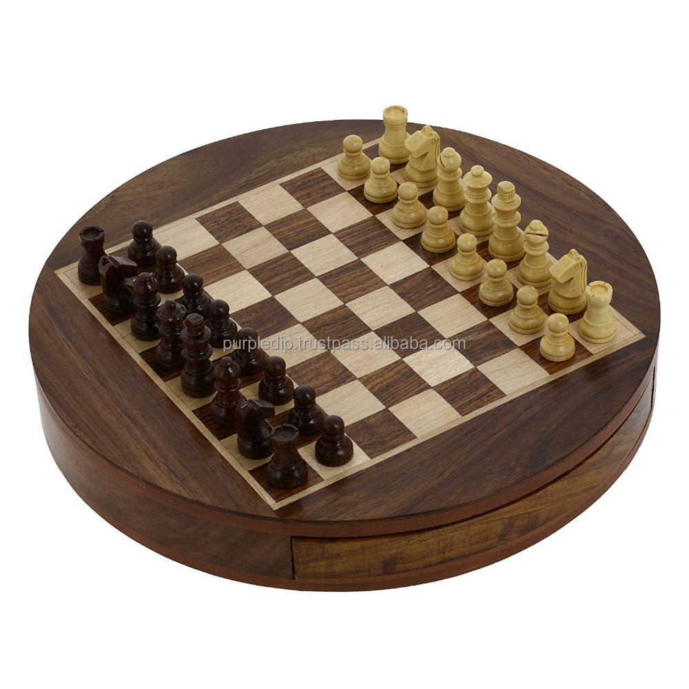 Travel Game - Mini Chess Set