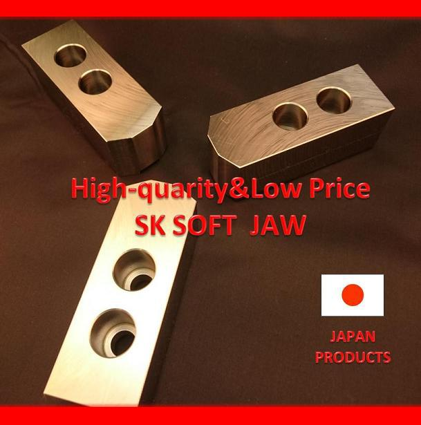 CNC Soft Jaws,lathe machine accessories with high-quality and high-precision