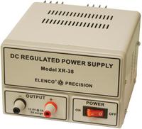Elenco XR-38, 13.8V @ 3A DC Regulated Power Supply