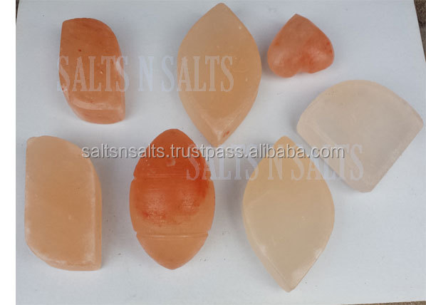 Himalayan Bath rock salt products for body massage stone