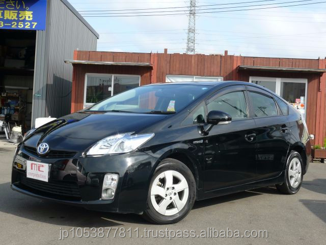 toyota purius 2010 Good looking and Popular prius toyota hybrid japan used car