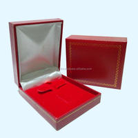 Red Set Box for Jewelry