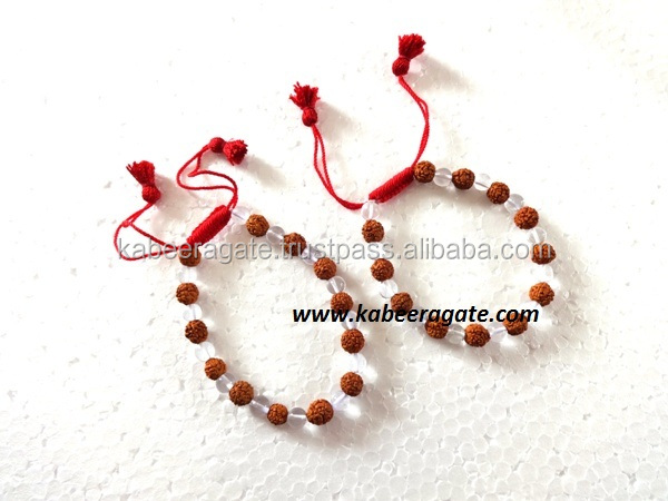 Wholesale Chakra Beads Bracelets with cotton Strings