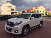 2016 Toyota Prado 3.0L VX Bison Turbo Diesel Automatic NEW EXPORT