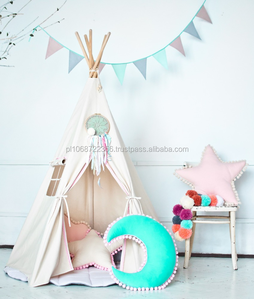 Tipi Tent Kids, Playroom Tent, Kids Teepee
