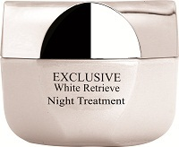Exclusive White Night Treatment Cream