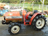 Reasonable and japanese mitsubishi 4wd tractors with Good Condition MITSUBISHI MT23 used tractor