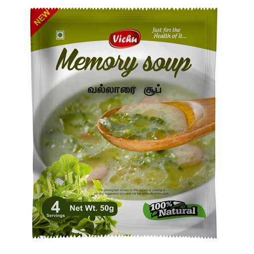 100% Original Pure Memory Soup Bulk Producers From India