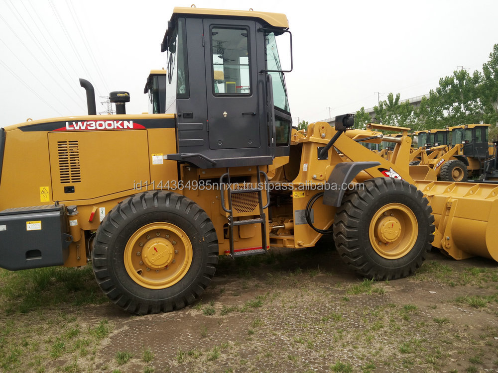XCMG loader ZL50GN rear end loader for tractors Made in China