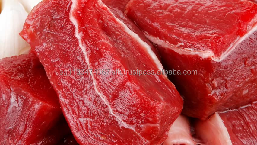 Premium Quality Frozen halal boneless cow beef Meat fresh