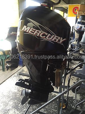 USED MERCURY 60HP OUTBOARD MOTOR