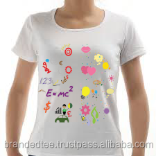 Decent Design T-Shirt Extravagant outline wholesale